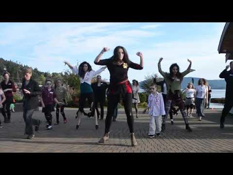 Thrill the World Haida Gwaii 2017 Official #10069