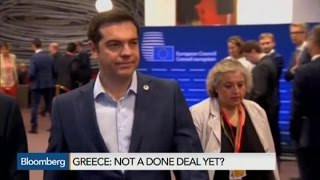 Why Greece's European Agreement Is Not a Bailout