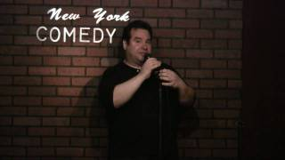Bob Greenberg does Stand-Up at New York Comedy Club 6/4/10