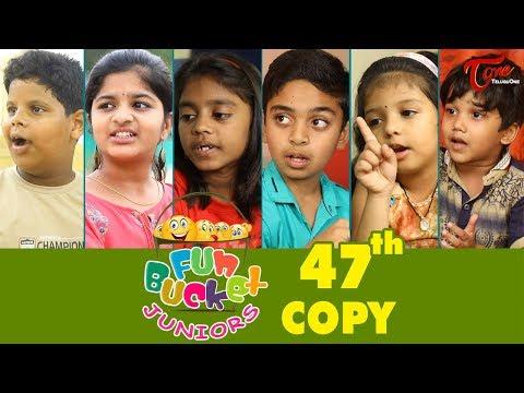 Fun Bucket JUNIORS | Episode 47 | Kids Funny Videos | Comedy Web Series | By Sai Teja – TeluguOne