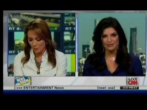 Jennifer Gimenez on CNN