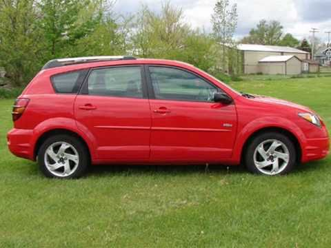 2005 Pontiac Vibe Collision Repair Tips Also Toyota Matrix