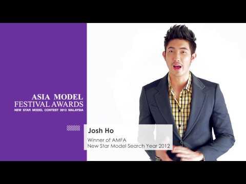 Asia New Star Model Contest 2013/2014 Promo Video - Josh Ho