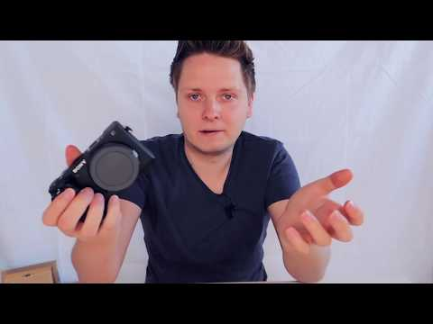 unboxing-sony-alpha-6500-+-sigma-30mm-1.4---footage-|-solonomade