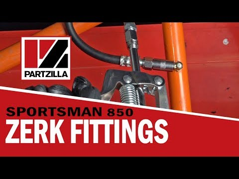 How to Grease Zerk Fittings: ATV Edition | Partzilla.com