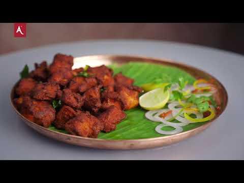 Dry Chicken   Chicken 65 Masala Recipe   Annapoorna Masalas & Spices