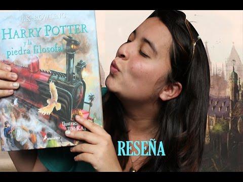 Harry Potter y la piedra filosofal: Versión ilustrada |OPINIÓN | Refugiada entre libros