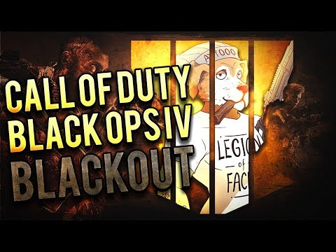 Call Of Duty: Black Ops 4 || BLACK OUT - Battle Royale || PS4 and PC Gameplay!