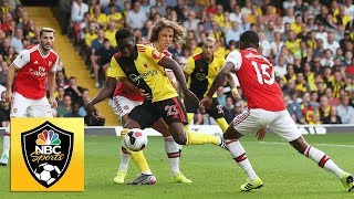Instant reactions to Arsenal's shocking collapse v. Watford | Premier League | NBC Sports