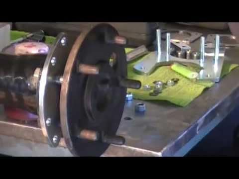 Scout II Rear Disc Brake Kit
