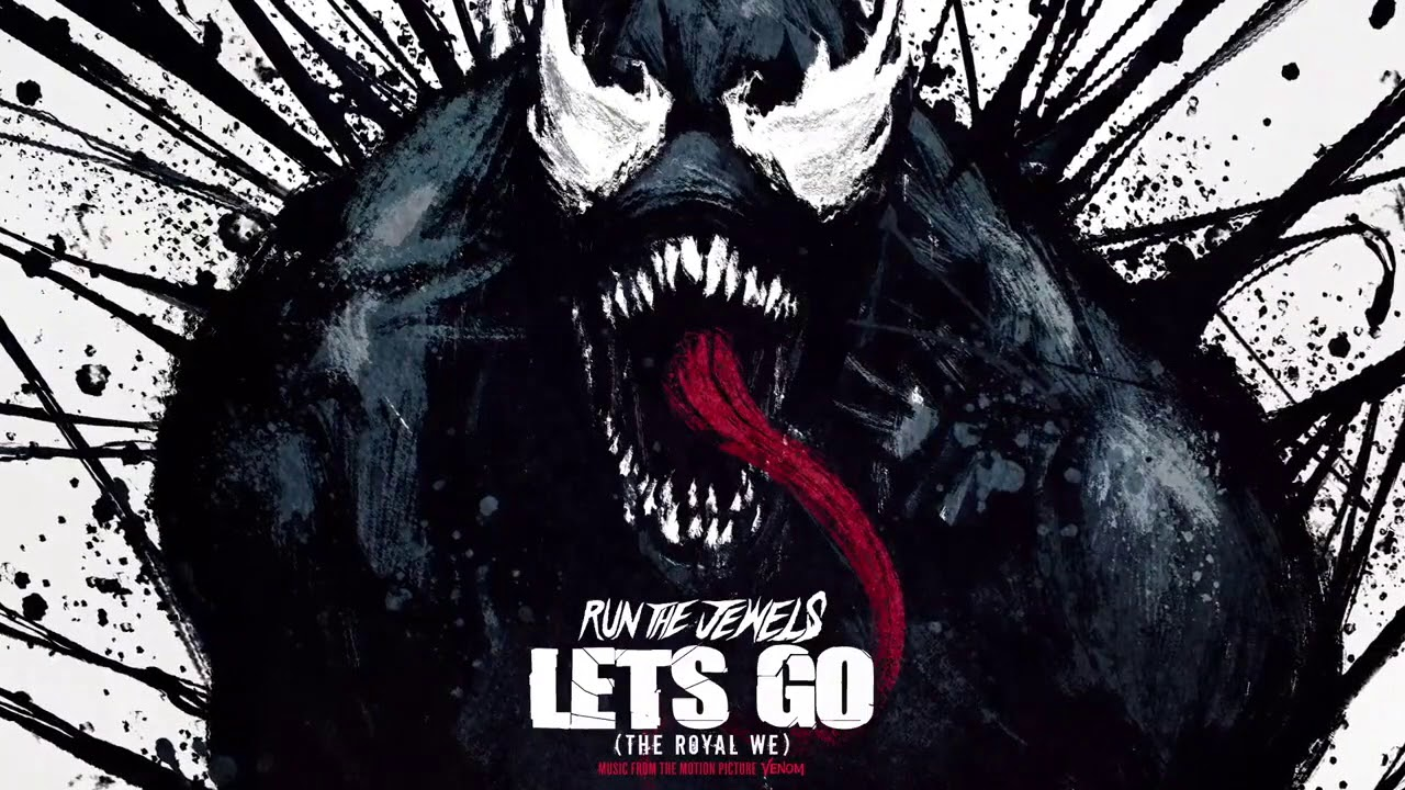 """Run the Jewels Drop New Venom Song """"Let's Go (The Royal We"""