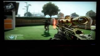 Como sacarse una medalla Sanguinario con Sniper-Black ops 2