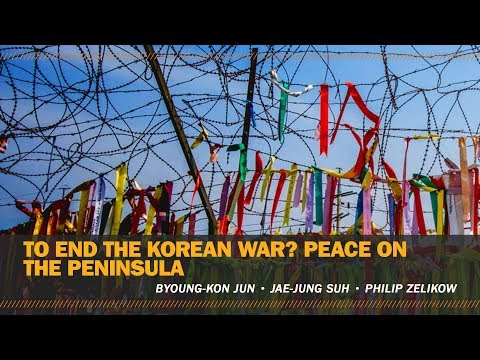 To end the Korean War? Peace on the peninsula