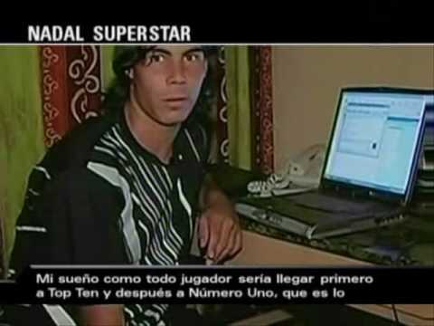 Rafa Nadal: Superstar 1/2