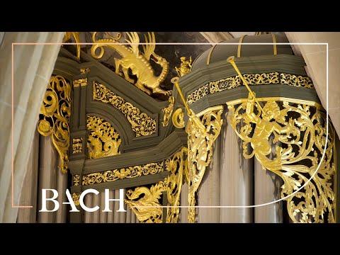 Bach - Partite diverse sopra: Sei gegrüsset BWV 768 - Van Doeselaar | Netherlands Bach Society