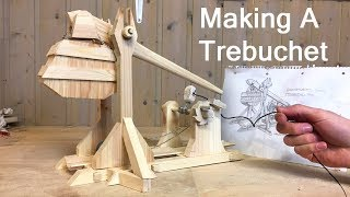 I Make A Trebuchet, But Will It Work?
