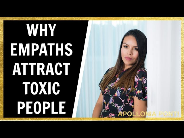Why Empaths Attract Narcissist (Toxic People)