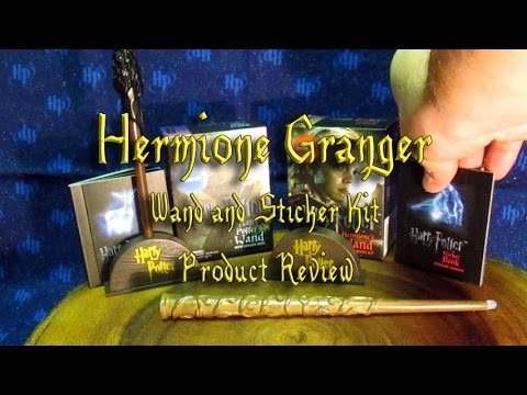 hermione's-wand-and-sticker-kit-(lights-up!)-by-running-press-product-review