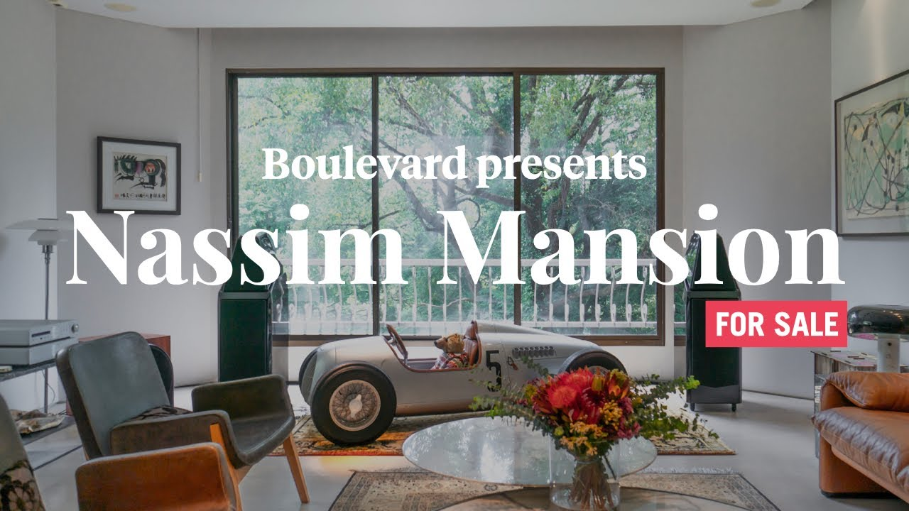 Nassim Mansion condo for sale: Take the tour of this sprawling 4br home | Boulevard