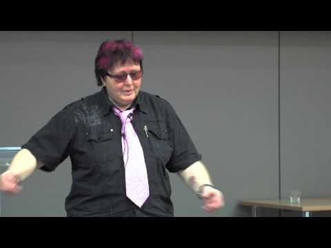 """Dr Wendy Lawson, """"Wendy's Personal Story & Perspective of Autism"""""""