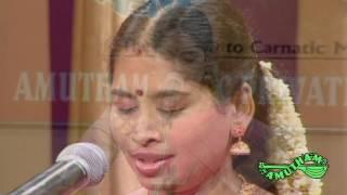Brova Barama  - Nithyashree Mahadevan -  The Concert (Full Track)