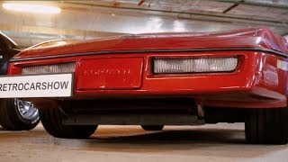 Retrocarshow #3 1990 Corvette