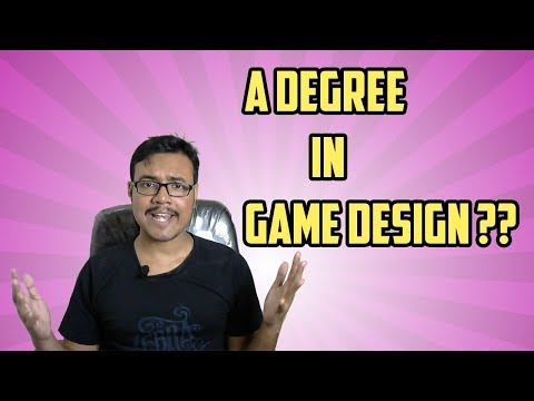 Do You Need A Degree In Game Design To Be A Game Developer ?