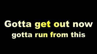 Chandelier - Sia - Karaoke lower key (-2) lyrics