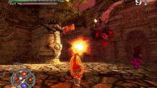 X-Blades PC Gameplay