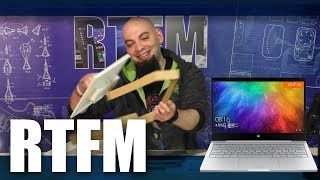 RTFM#10 - Xiaomi Mi Notebook Air 13 ft. Teh Zok