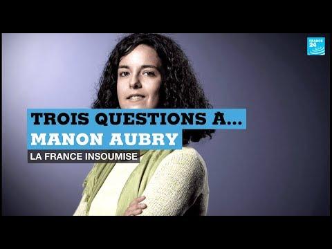 Élections européennes : 3 questions à Manon Aubry