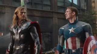 Avengers Assemble We Are One Music Video 12 Stones