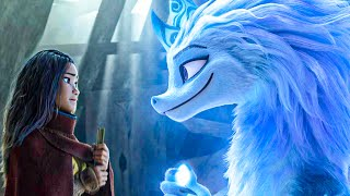 Watch the official trailer for raya and last dragon, an animation movie starring kelly marie tran awkwafina. in theaters available on disney+ pre...