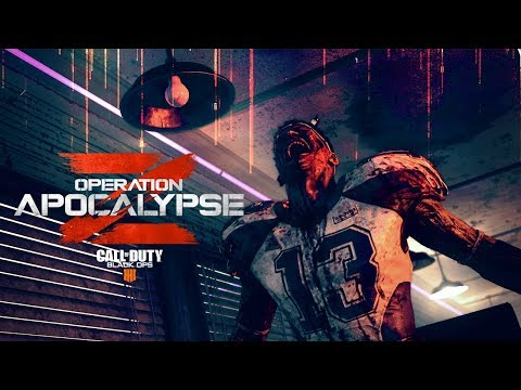 Official Call of Duty®: Black Ops 4 —Operation Apocalypse Z Trailer