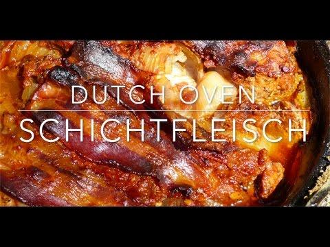 Dutch Oven Schichtfleisch