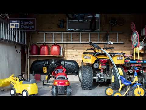 5 Easy Steps To Get The Storage Shed You Need!