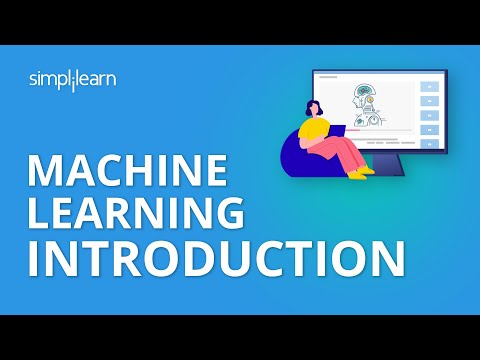 Machine Learning Introduction | Machine Learning Tutorial | Simplilearn