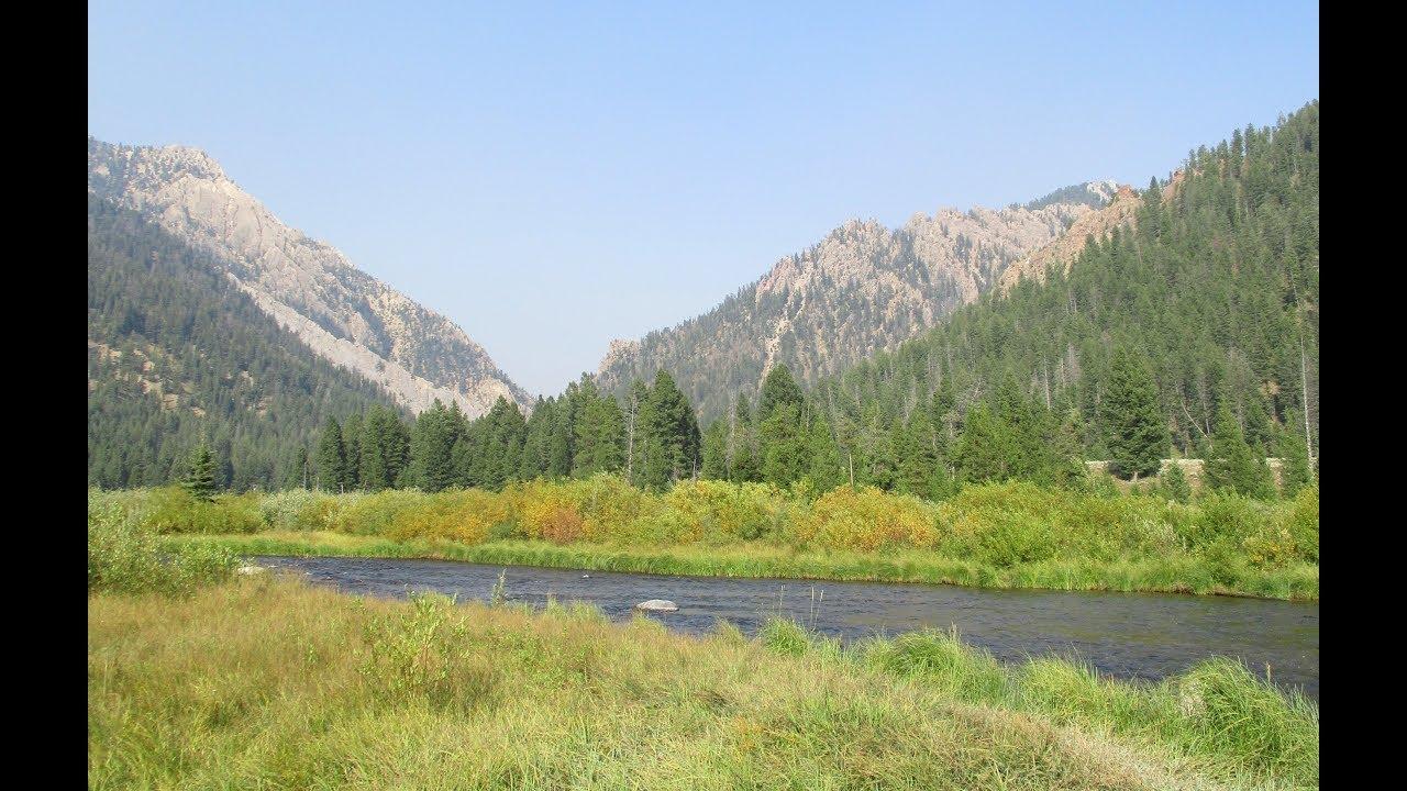 Forrest Fenn - Cabin Creek