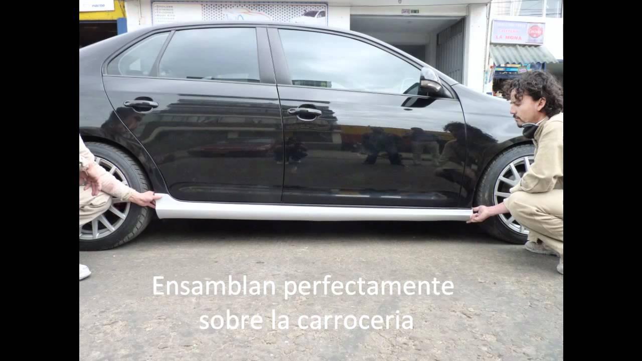 Body Kit Volkswagen Bora Fiberflex Autoplast
