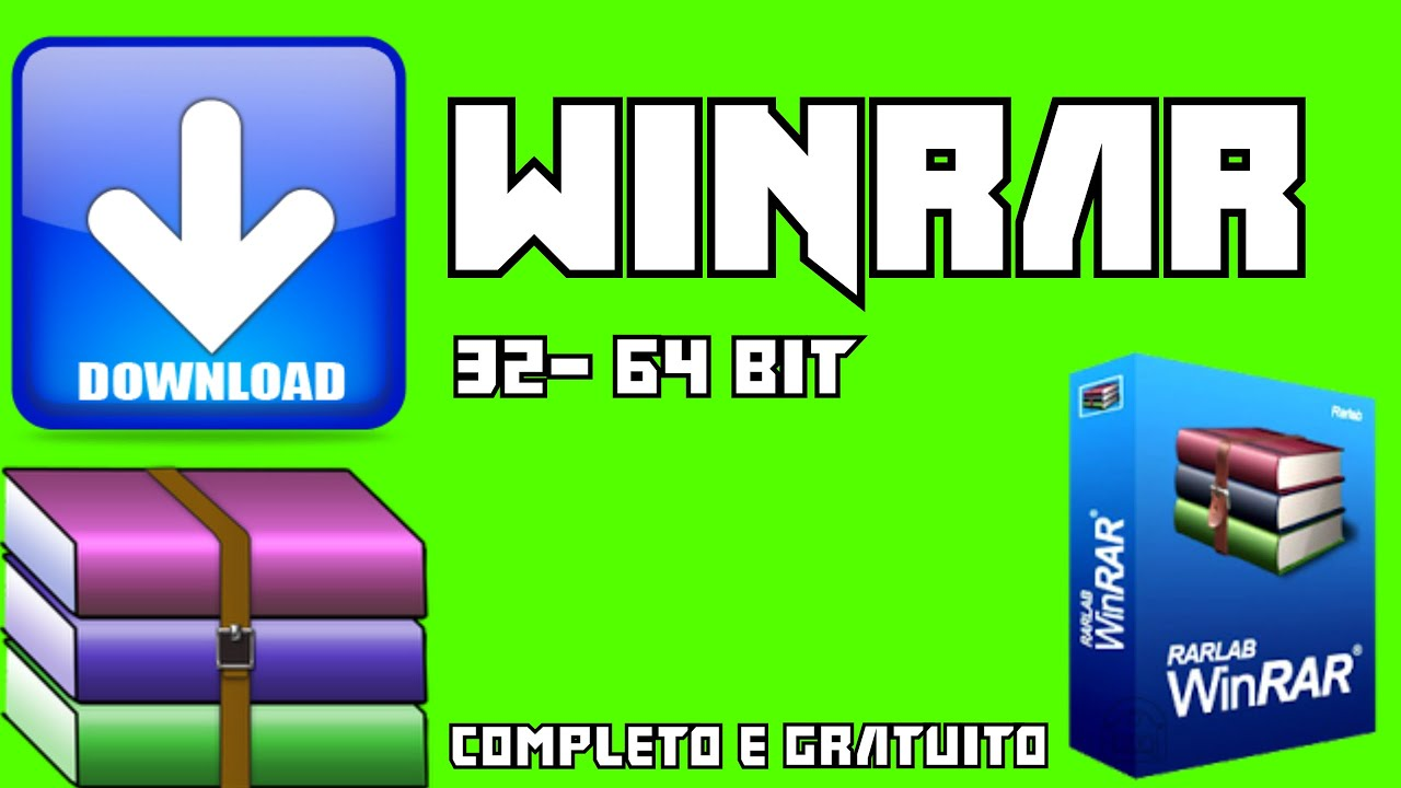 Winrar   Crack Final All Version 2019 Download [32 + 64 ...