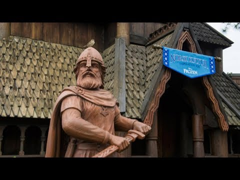 NORWAY PAVILION EPCOT WORLD SHOWCASE DISNEY WORLD