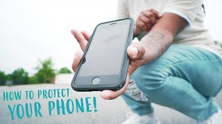 How To Protect Your iPhone/Android From Cracked Screens!