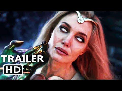 ETERNALS Trailer 2 (2021)