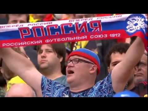 Rusya Ulusal Marşı - Rusya - Belçika - 2014 FIFA Dünya Kupası