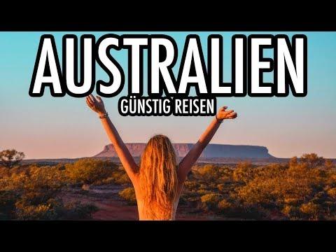 BILLIG REISEN in AUSTRALIEN    Insider Tipps Work & Travel
