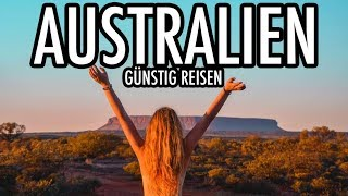 BILLIG REISEN in AUSTRALIEN || Insider Tipps Work & Travel