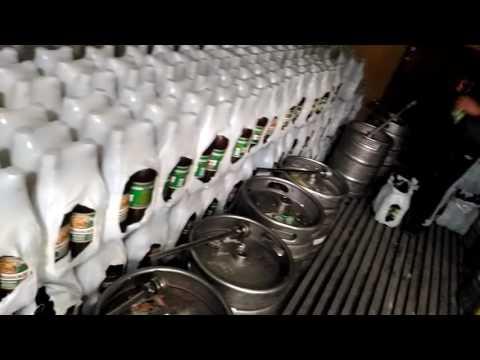 Просроченное пиво в кеги часть 2