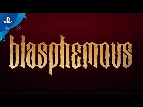Blasphemous - Announcement Trailer | PS4