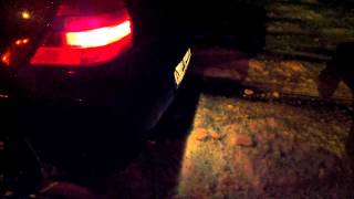 Golf 4 R32 Edel01 Auspuff sound