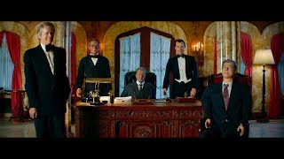 Wax Presidents Trailer: Last Week Tonight with John Oliver (HBO)